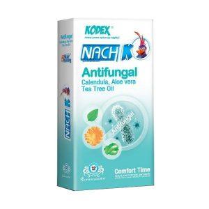 کاندوم ضد قارچ ناچ کدکس مدل Nach Kodex Antifungal بسته ۱۲ عددی