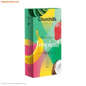 کاندوم-اسپشیال-چرچیلز-مدل-Tropical