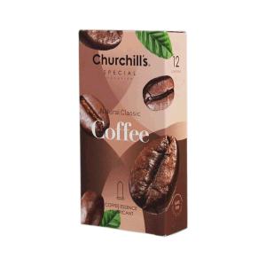کاندوم-چرچیلز-مدل-Coffee-بسته-12-عددی